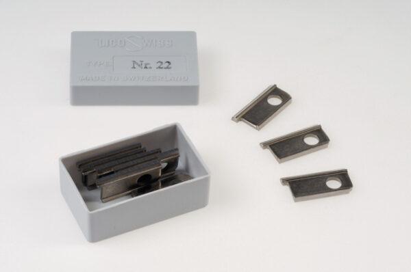 Ersatzklingen No.22 / Spare blades No. 22