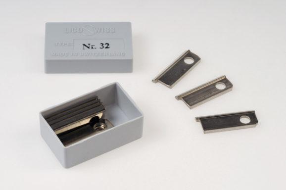 Ersatzklingen No.32 / Spare blades No. 32