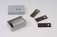 Ersatzklingen / Spare blades Typ C106/D114