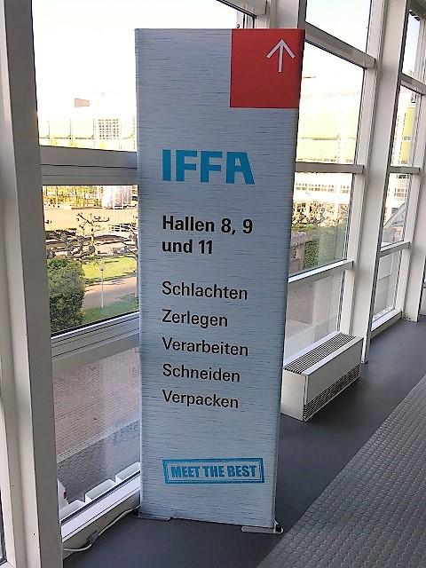 IFFA in Frankfurt, 7. – 12.5.2016