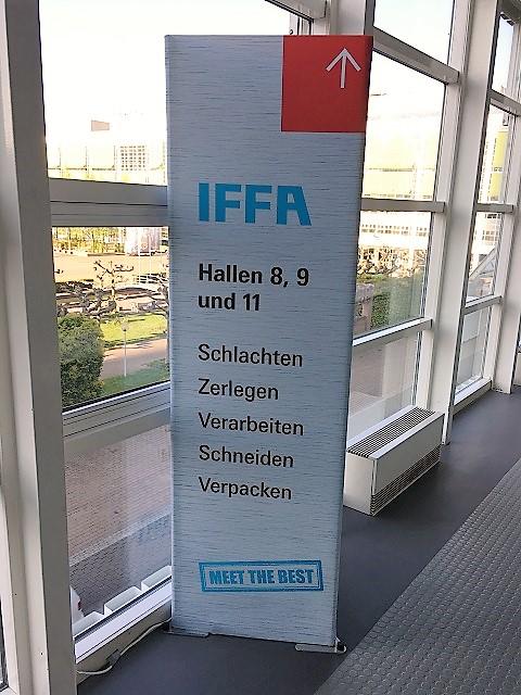 IFFA in Frankfurt, 7. – 12.5.2016