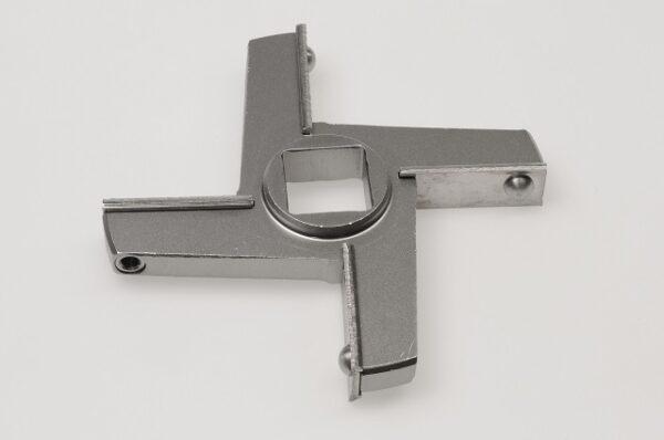 Messer No.42/52, 4 Flügel / Knife No. 42/52, 4 wings, , inox