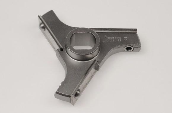 Messer C106, 3 Flügel / Knife C106, 3 wings, inox