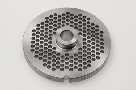 Scheibe No.32 mit Bund / Plate with hub, inox