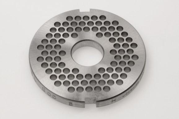 Lochscheibe H82 codiert (2 gleich grosse Nuten) / Coded plate