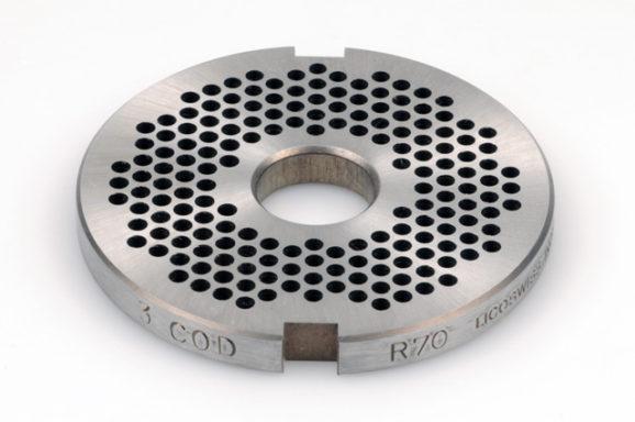 Lochscheibe R70 codiert / Plate coded